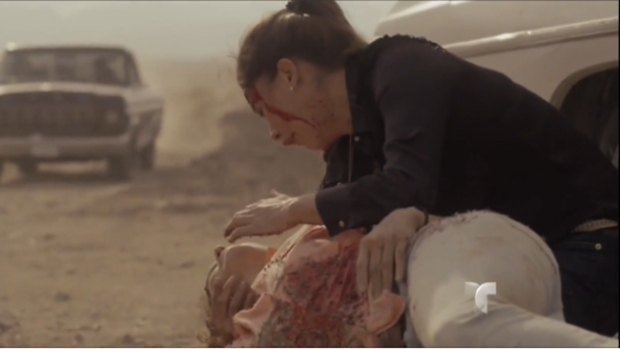 """Video: Últimos capítulos de """"Camelia la Texana"""""""
