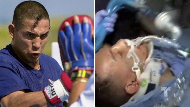 Video: Médico declara muerto a 'Macho'