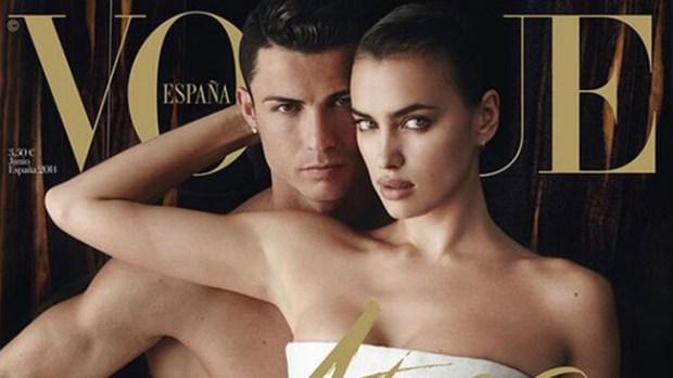 Video: Cristiano Ronaldo se desnuda