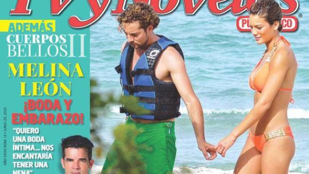 Video: Bisbal defiende a Zuleyka Rivera