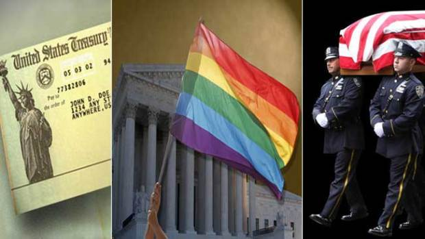 Fotos: Parejas gay y sus beneficios federales