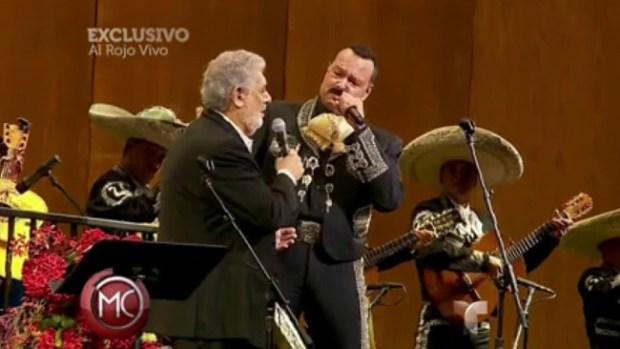 Video: Ópera une a dos grandes del canto
