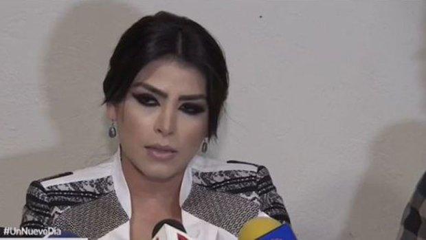 """Video: """"La Emperatriz"""" niega ser líder de sicarios"""