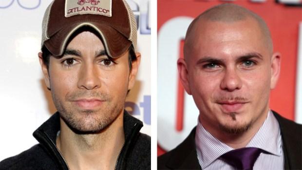Video: Enrique Iglesias repite éxito con Pitbull