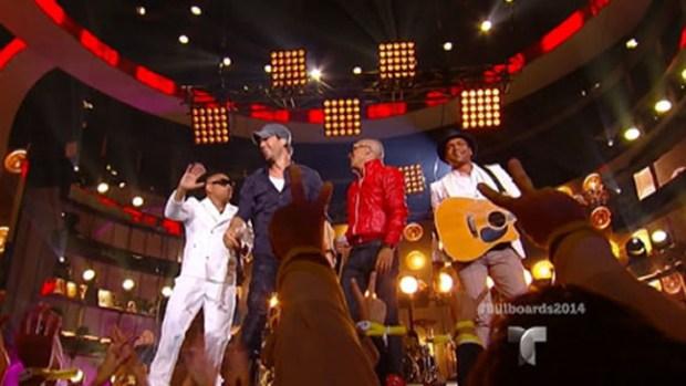 Video: Vea lo mejor de los Billboard 2014