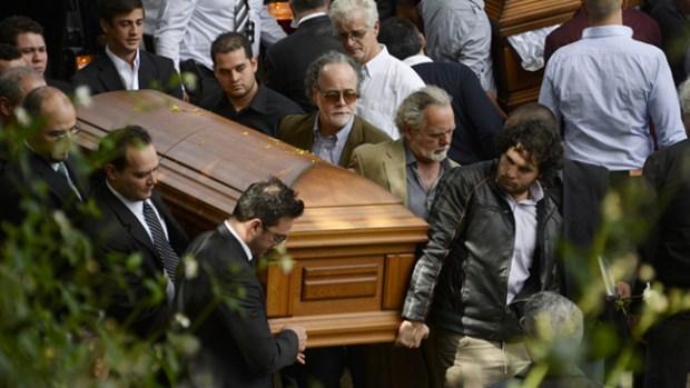 Video: Mónica Spear es sepultada en Venezuela