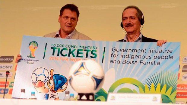 Galería: ¡Consigue entradas para el Mundial de Brasil!