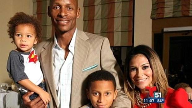 Video: Miami: irrumpen en casa de Ray Allen