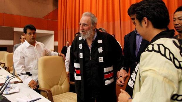 Hitos en la vida de Fidel Castro