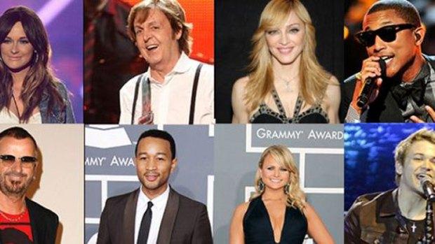 Video: Así fueron los Premios Grammy 2014
