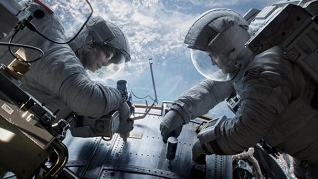 "Video: ""Gravity"", la favorita de los BAFTA"