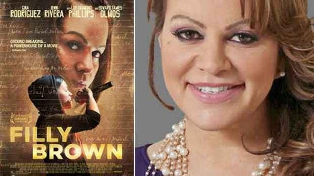 "Video: Se estrena ""Filly Brown"", la película de Jenni Rivera"