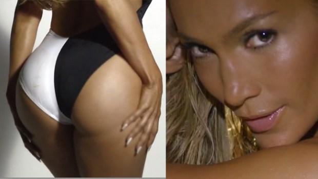 """Jennifer López y su """"Booty"""", ¿sensualidad o vulgaridad?"""
