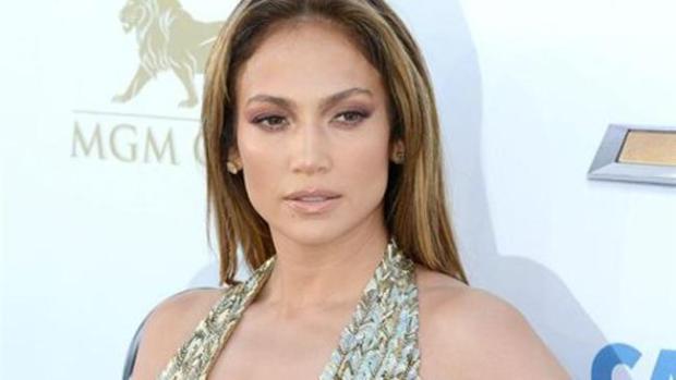 Video: J. Lo, estrella 2,500 de Hollywood Blvd.