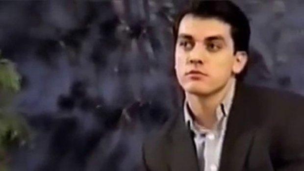 Video: Jorge Salinas cuando quería ser modelo