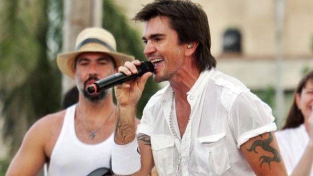 Video: Juanes quiere volver a Cuba