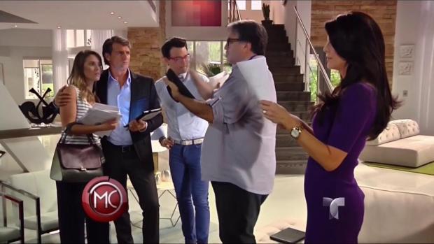 """Video: Juan Soler en """"Marido de alquiler"""""""