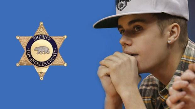 Video: Agentes invaden la casa de Justin Bieber