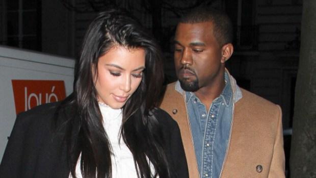 Video: ¡No quiso palpar a Kim Kardashian!