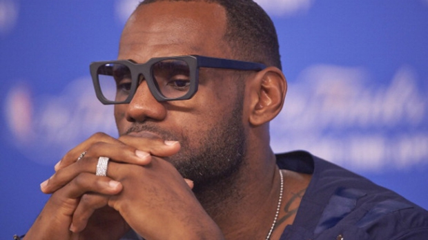 Video: LeBron... ¿regresará con el Heat?
