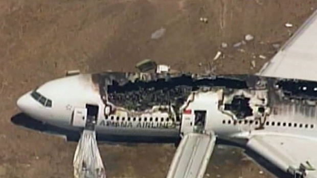 Video: Asiana prepara tremenda demanda