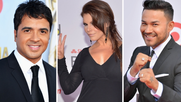 "Video: Fonsi, Olga y Frankie J en ""La Voz Kids"""