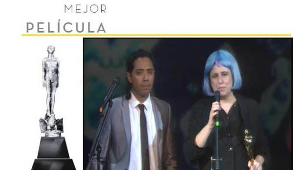 """Video: """"El Premio"""" arrasa con los """"Ariel"""""""