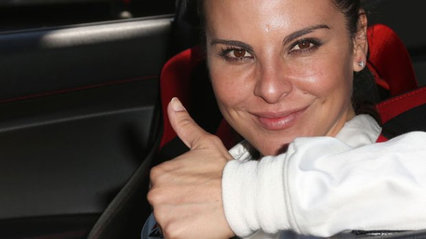 Video: Kate del Castillo se confiesa enamorada