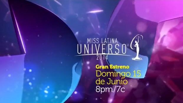 Video: Miss Latina Universo: lo nuevo de Telemundo