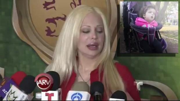 Video: Sabrina Sabrok llora por su hija