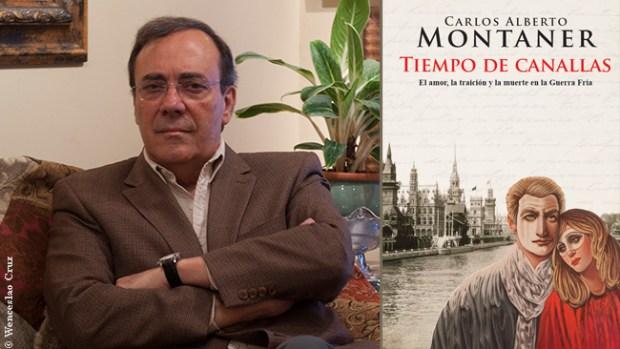Galería: Montaner nos cuenta de su nueva novela