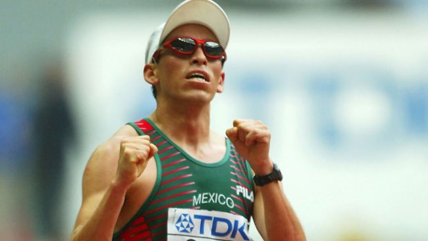 Video: Muere Noé Hernández, medallista olímpico
