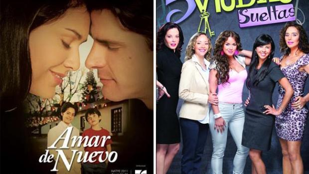 Video: Llegan dos nuevas telenovelas