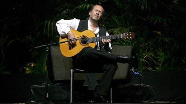 Video: Lo mejor de Paco de Lucía, en video