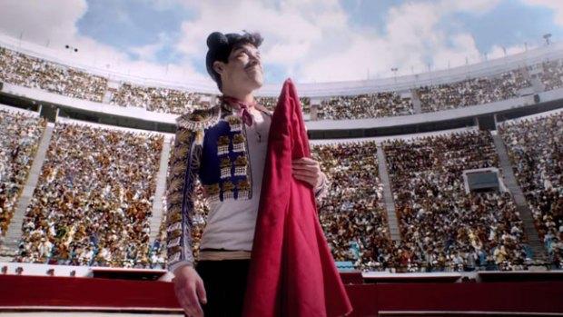Video: Cantinflas de nuevo se apodera del cine