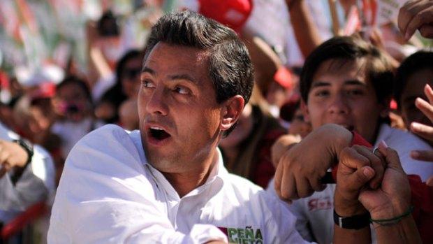 Video: Escándalo en México