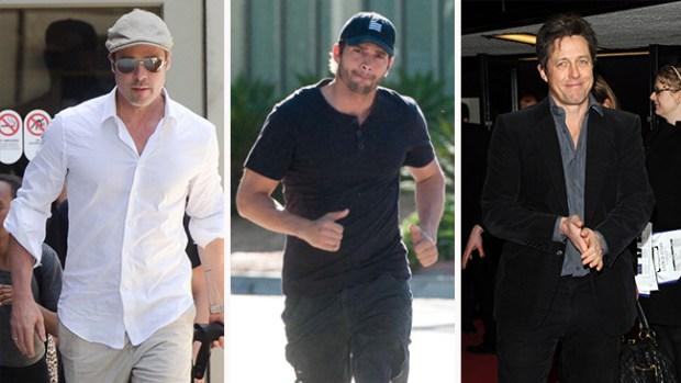 Fotos: Hombres infieles de Hollywood