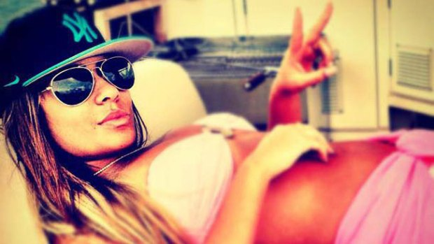 Rafaella, la hermana de Neymar, ¡es bella!