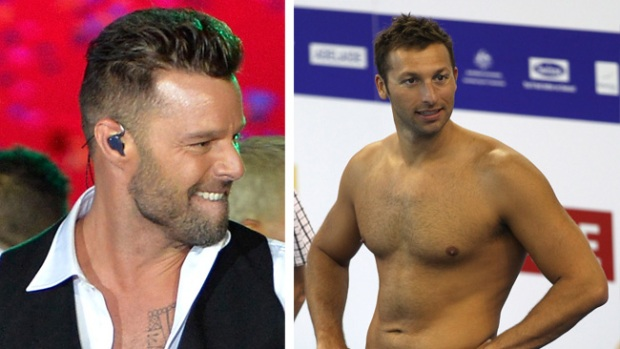 Video: Ricky Martin, ¿nuevo amor en Australia?
