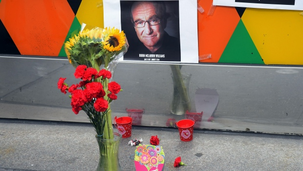 Video: Homenaje a Robin Williams en Broadway