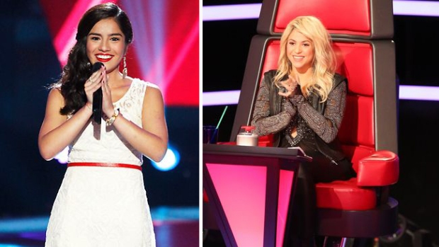 "Video: El español arrasa en ""The Voice"""