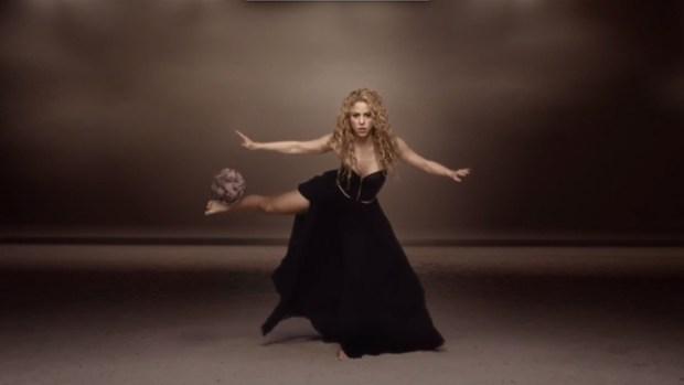 """Video: Shakira lanza """"La La La"""" para el Mundial"""