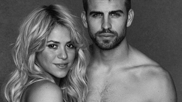 Video: Shakira y Piqué te invitan al baby shower