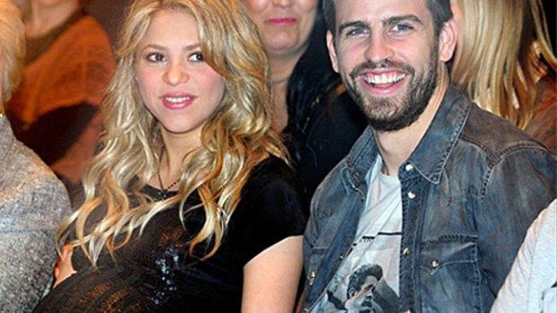 Video: Shakira ¡a punto de dar a luz!