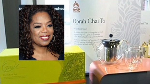 Video: Oprah y Starbucks, ¡mezcla de éxitos!