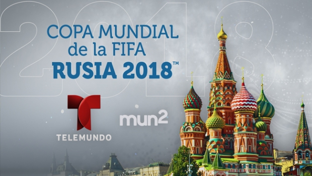 Video: Telemundo, casa de la FIFA Rusia 2018