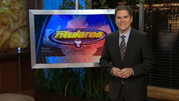 "Video: Esta semana en ""Titulares Telemundo"""