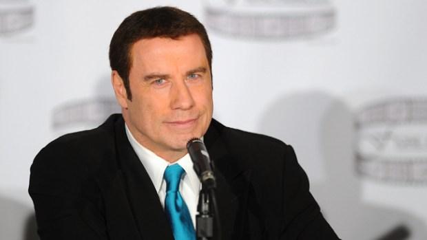 Galería: ¿John Travolta gay?