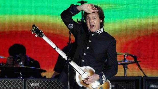 """Galería: ¿McCartney compuso """"Yesterday"""" en un inodoro?"""