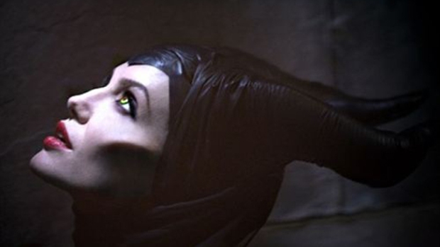Galería: Jolie muestra su lado malvado